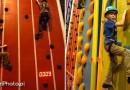Centrum Wspinaczkowe MURALL – dzieci bez grawitacji!