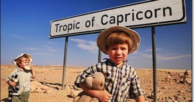 Mały Podróżnik patronem rodzinnych wypraw do Namibii!