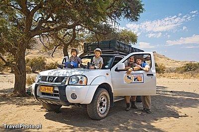 NAMIBIA Nasz Team