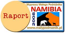 NAMIBIA baner raport