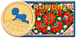 RUMUNIA 2007 logo