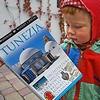 Stas z przewodnikiem Tunezja