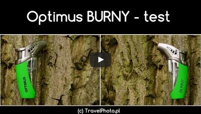 OPTIMUS BURNY - film