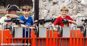 Park Rozrywki LEGOLAND w Billund, Dania