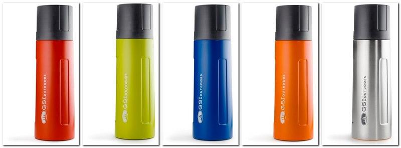 Termosy GSI Glacier Bottle