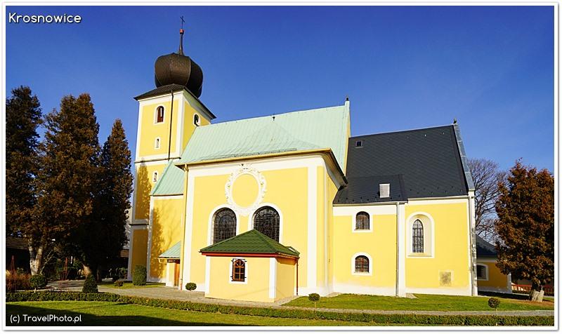 Krosnowice - kościół św. Jakuba