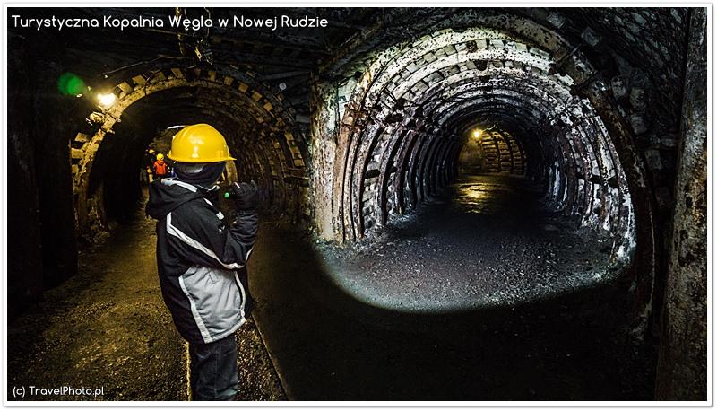 Turystyczna Kopalnia Węgla w Nowej Rudzie