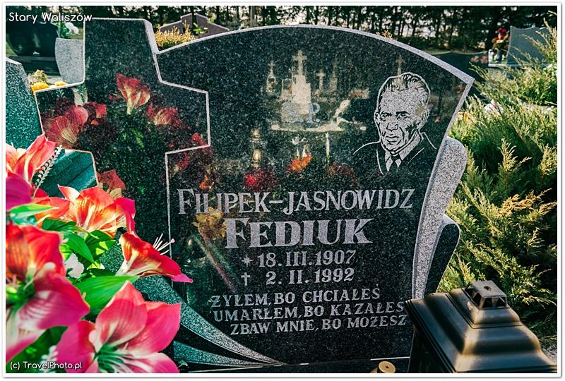 Grób F.Fediuka