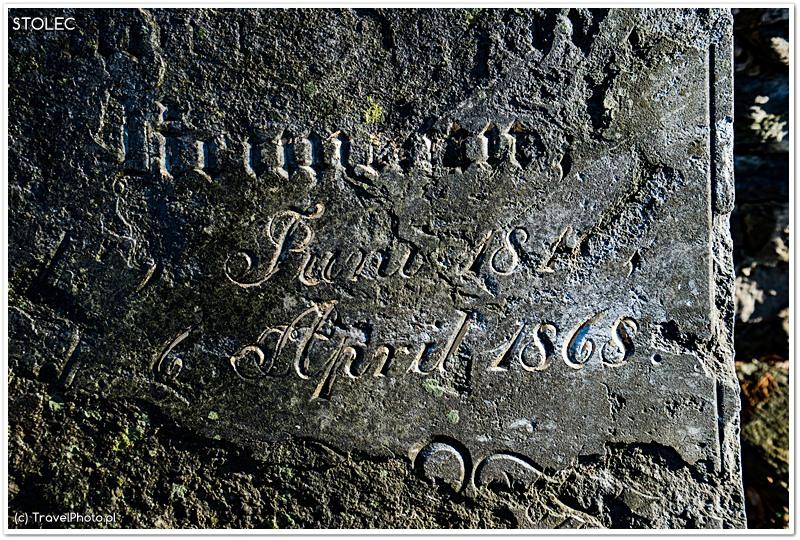 Stolec - lapidarium