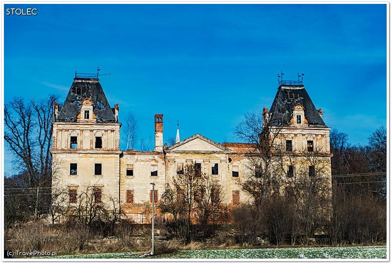 Stolec - pałac