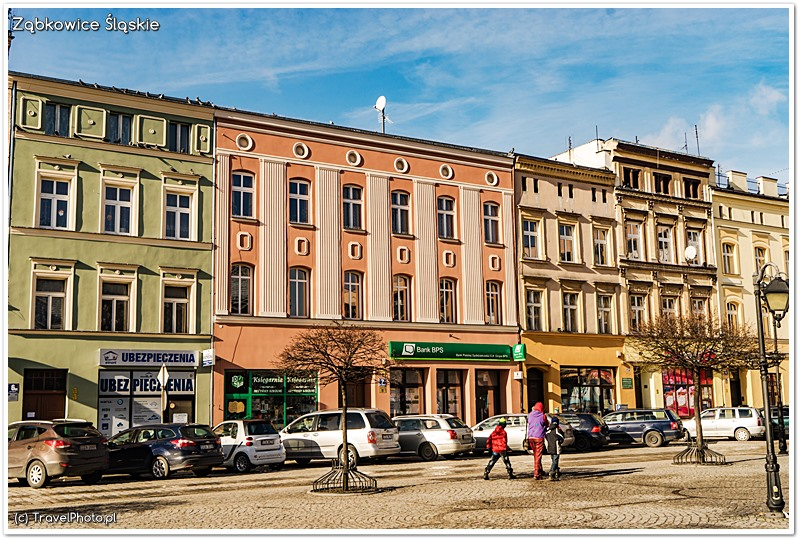 Ząbkowice Śląskie - rynek