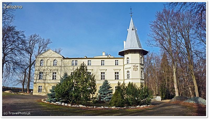 Żelazno - dwór von Münchhausenów