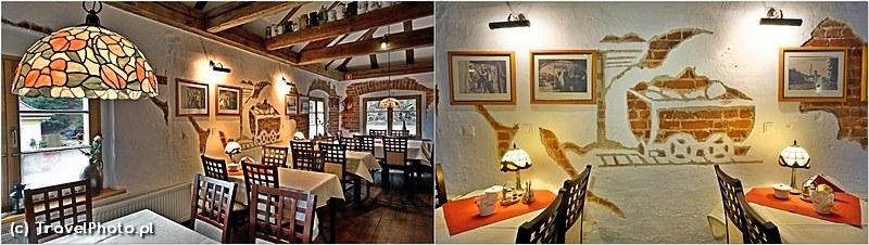 """Złoty Stok, Kopalnia Złota - stylowa restauracja """"Stara Kuźnia"""""""