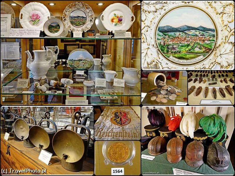 Złoty Stok, Kopalnia Złota - Izba górnictwa i historii Złotego Stoku, eksponaty
