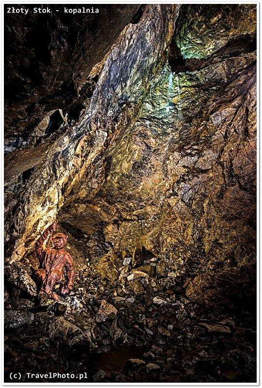 Podziemny wodospad