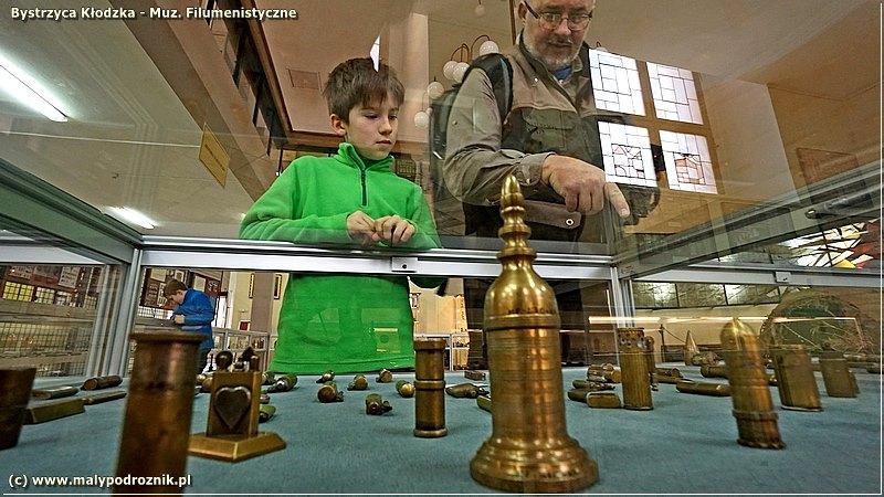 Bystrzyca Kłodzka - Muzeum Filumenistyczne, zapalniczki z czasów wojny
