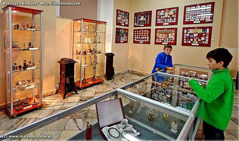 Bystrzyca Kłodzka - Muzeum Filumenistyczne