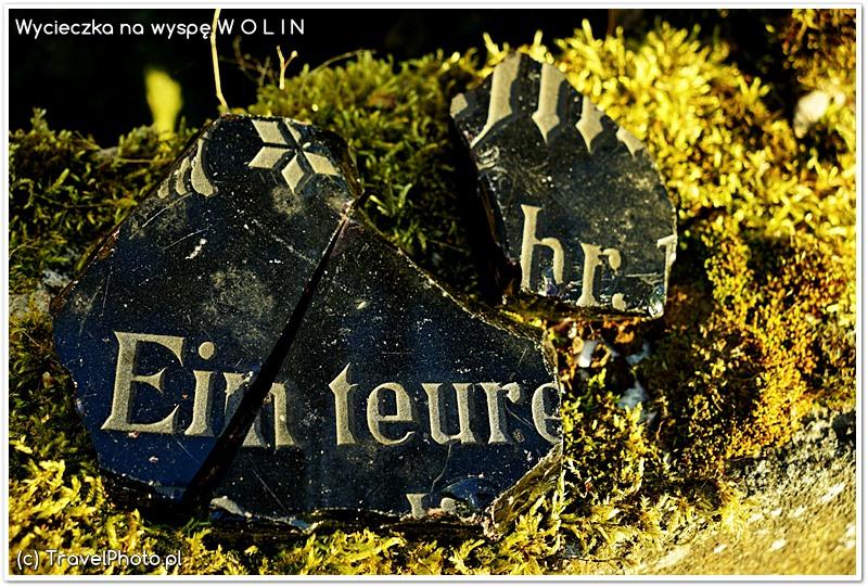 Lubczyna - szlak dawnych cmentarzy