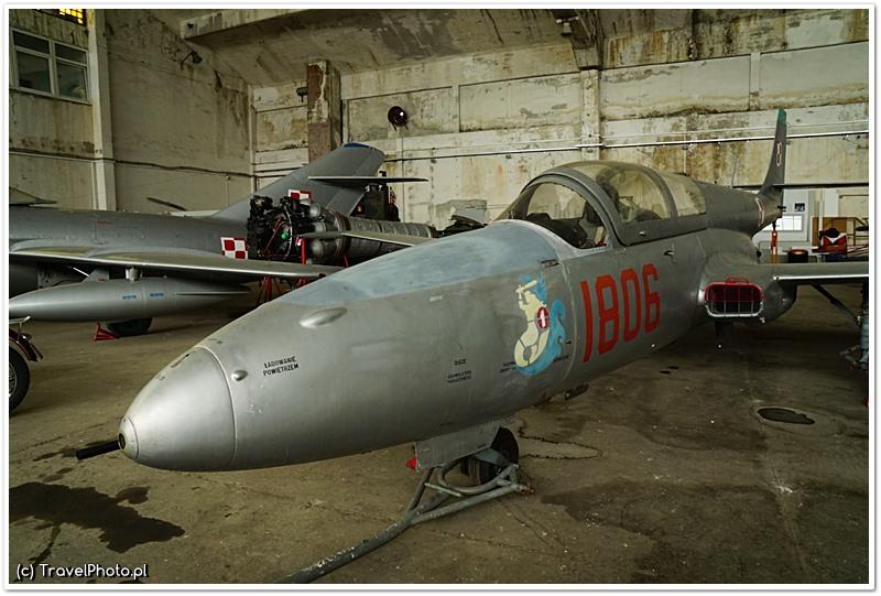 ISKRA... Na tym samolocie szkoleni byli praktycznie wszyscy piloci doby PRL...