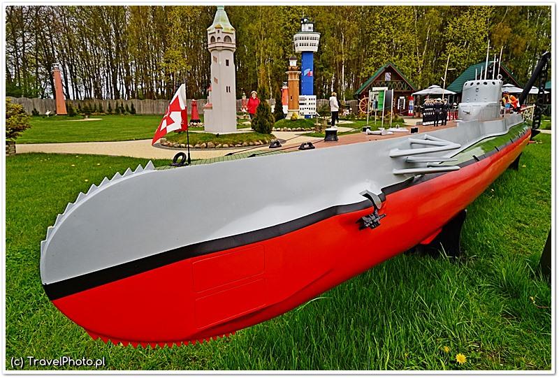 Niechorze - Park Miniatur Latarni Morskich
