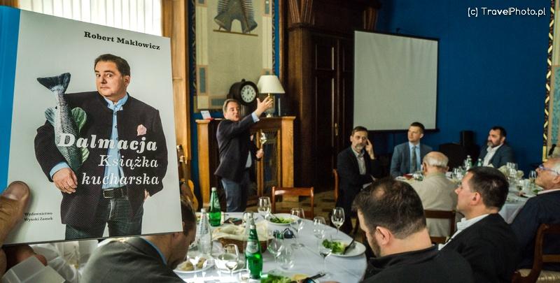 DALMACJA nowa książka kucharska Roberta Makłowicza
