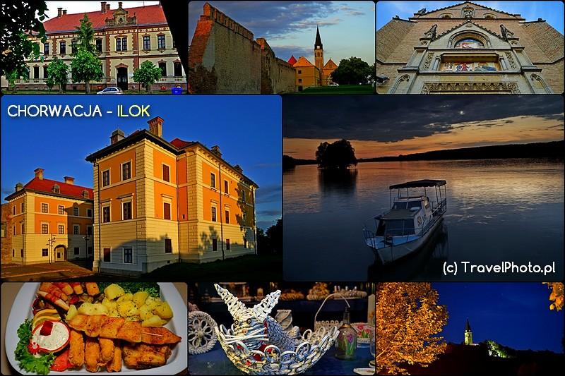 Chorwacja - ILOK by Night