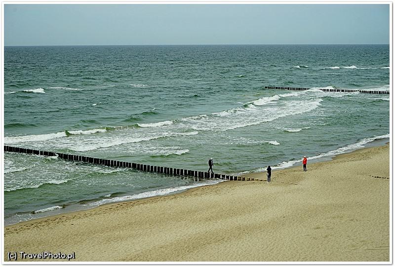 Widok na morze z Rewala