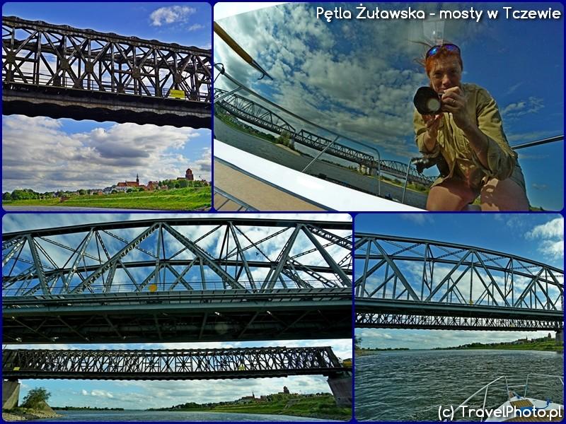 Pętla Żuławska - TCZEW - słynne mosty
