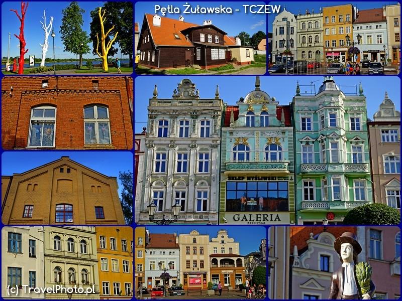 Pętla Żuławska - TCZEW - miasto