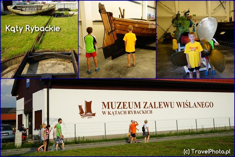 Kąty Rybackie - Muzeum Zalewu Wiślanego