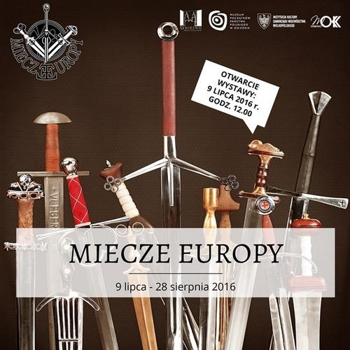 Gniezno - Wystawa Miecze Europy