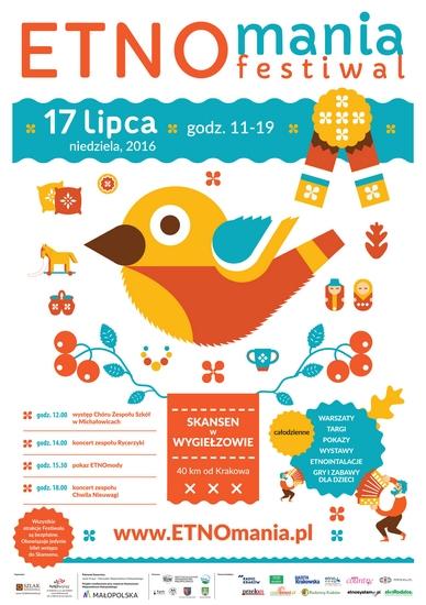 Festiwal ETNOMANIA zaprasza!
