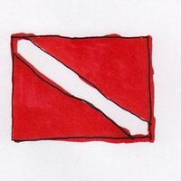 Flaga (oznaczenie) nurkowa