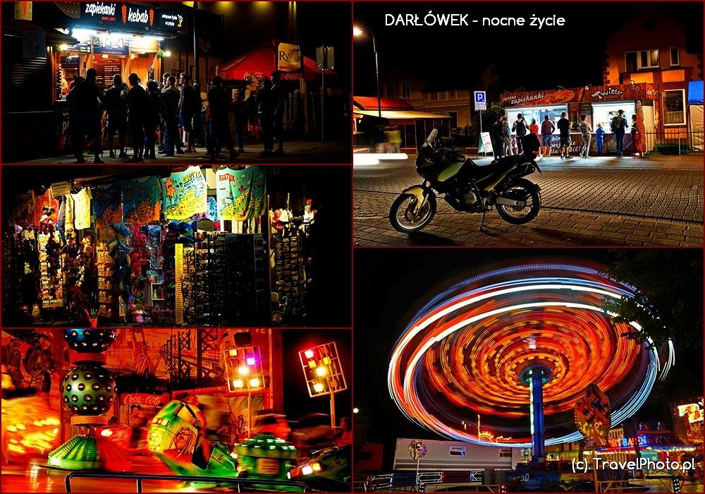 Nocne życie w Darłówku!