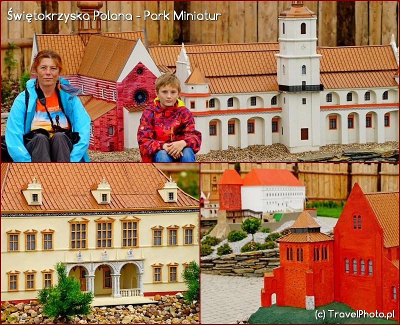 Świętokrzyska Polana - Park Miniatur