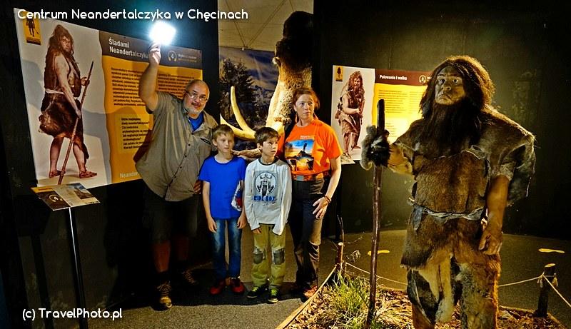 Centrum Neandertalczyka przy Jaskini RAJ