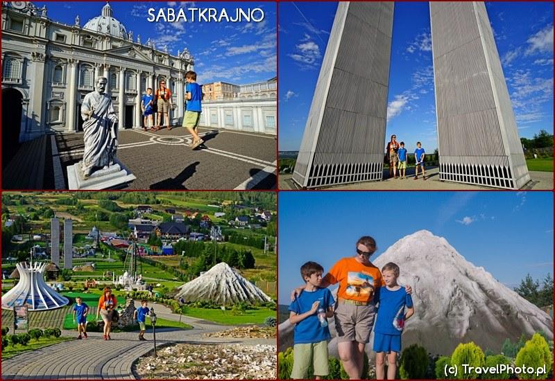 SabatKrajno - park miniatur