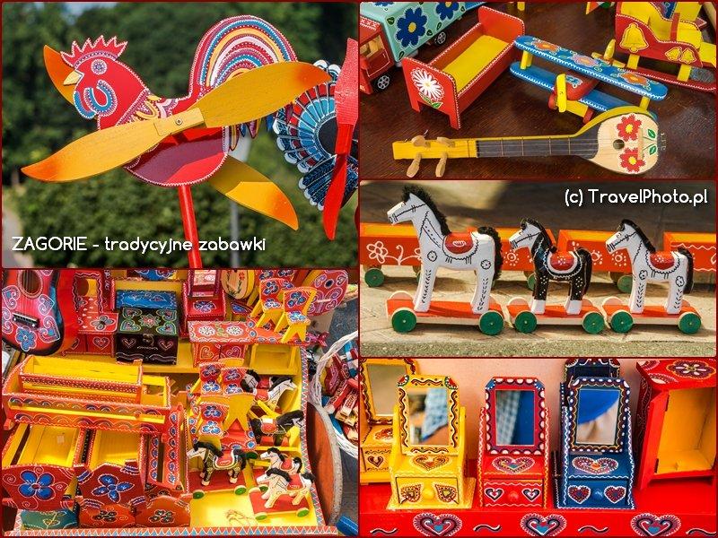 Marija Bistrica - tradycyjne zabawki