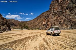 NAMIBIA. 10 lat później… – Kaokoland – Hoarusib River
