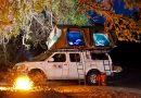 NAMIBIA. 10 lat później… – Namioty na dachu samochodu