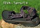 Sandały TEVA – Terra FI 4 (cz. 1 testu)