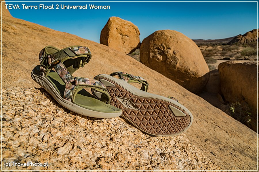 TEVA Terra Float 2 Universal Woman - NAMIBIA