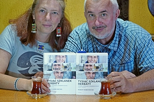 """Biblioteka – Robb Maciąg """"1000 szklanek herbaty"""" ver. 2"""