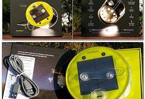 Lampy Luci (oświetlenie biwakowe)