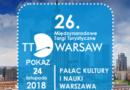 Targi Turystyczne TT Warsaw 2018!