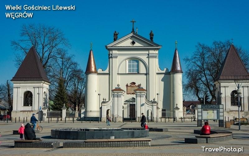 Wielki Gościniec Litewski - WĘGRÓW