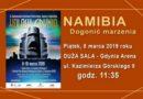 GDYNIA – KOLOSY – NAMIBIA