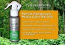 Moskito Guard TEXTILE – pierwszy etap w ochronie przeciwko owadom