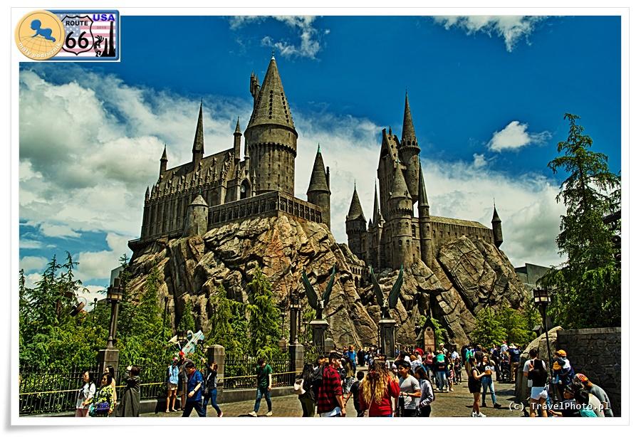 LA - Universal Studios, Hogwart