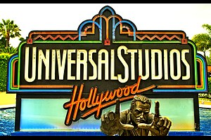 UNIVERSAL STUDIOS Hollywood – USA, Route 66 & Wild West